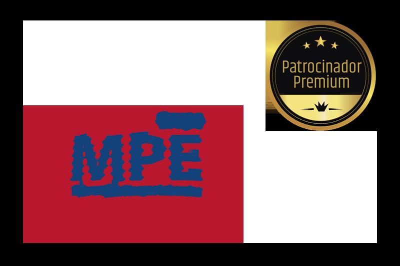 Logotipo Grupo MPE