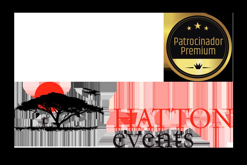 Logotipo Hatton Events